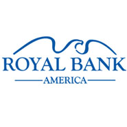 Royal Bank America logo